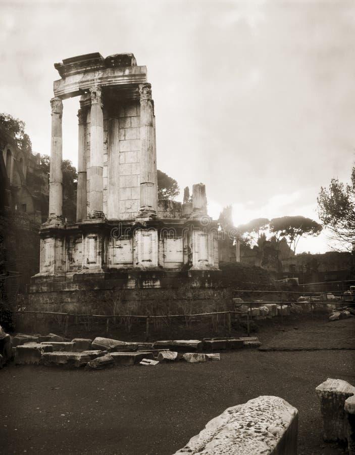 照片罗马破坏股票 库存图片