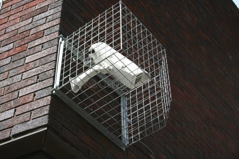 照相机安全证券 库存照片