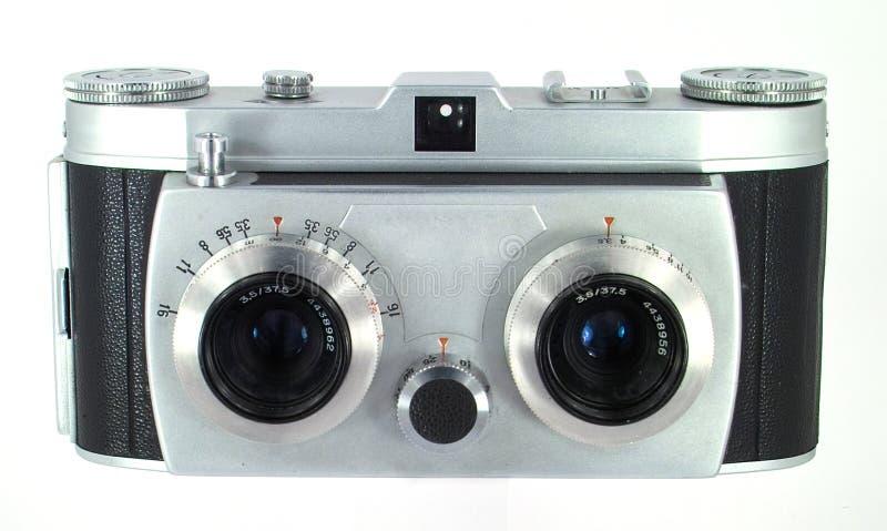 照相机德国立体音响 库存照片
