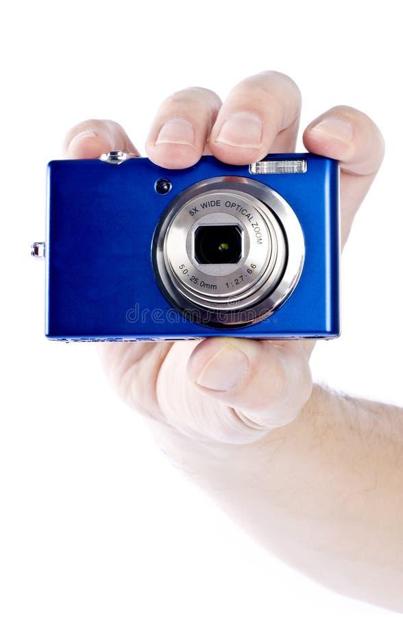 照相机数字式现有量藏品 库存照片