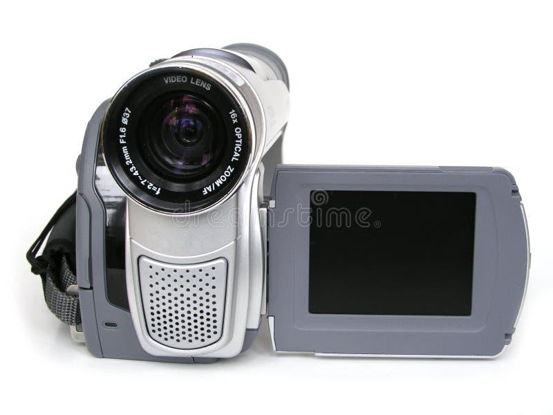 照相机数字式ii录影 免版税库存照片