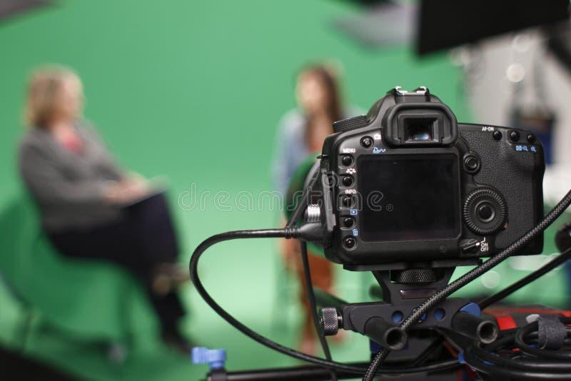 照相机数字式slr 图库摄影