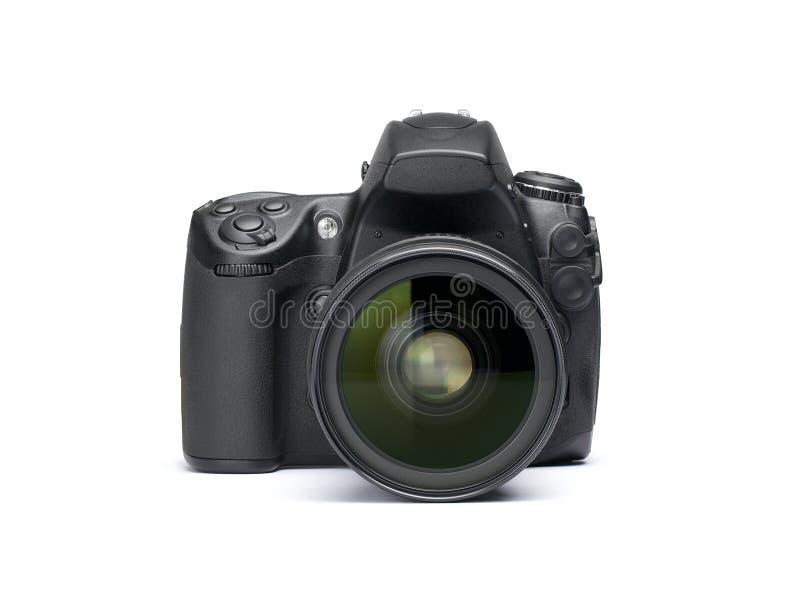 照相机数字式slr 免版税图库摄影