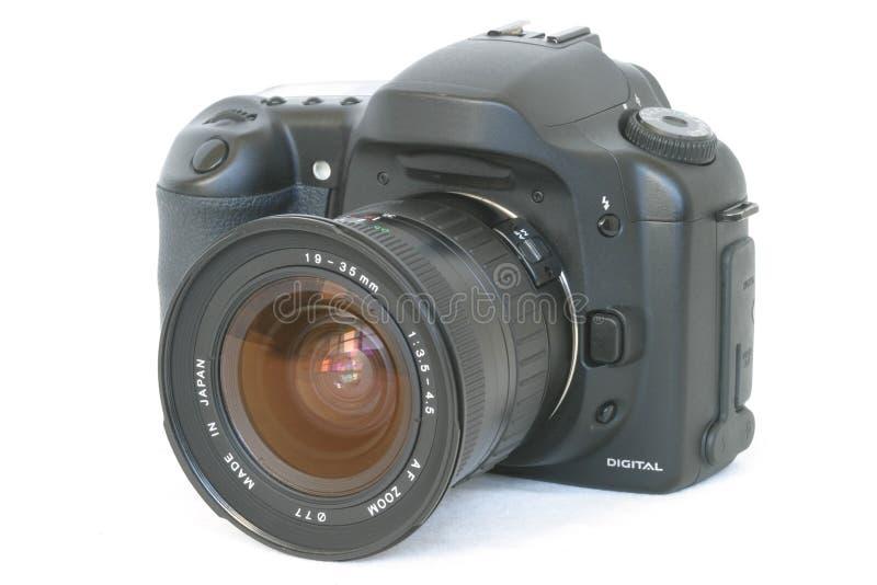 照相机数字式slr 免版税库存图片