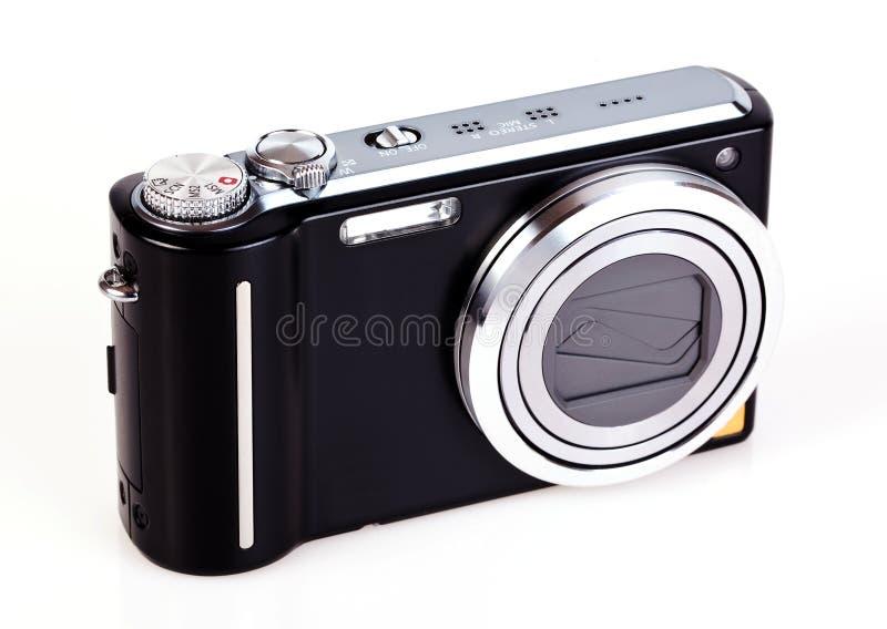 照相机紧凑数字式 库存图片