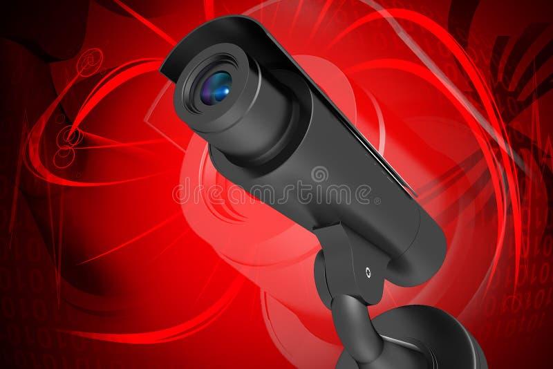 照相机证券 皇族释放例证