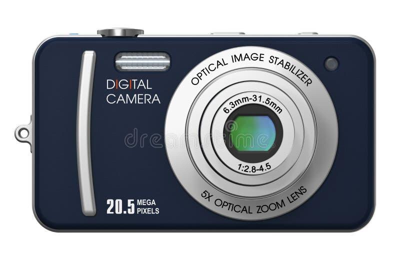 照相机紧凑数字式 库存例证