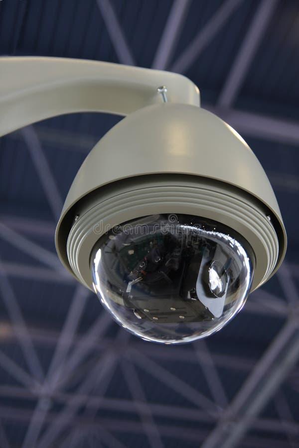 照相机cctv安全 库存图片
