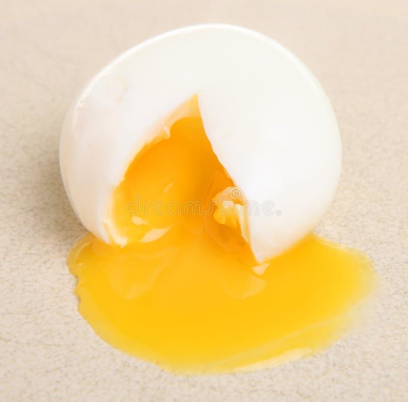 水煮蛋 免版税库存照片