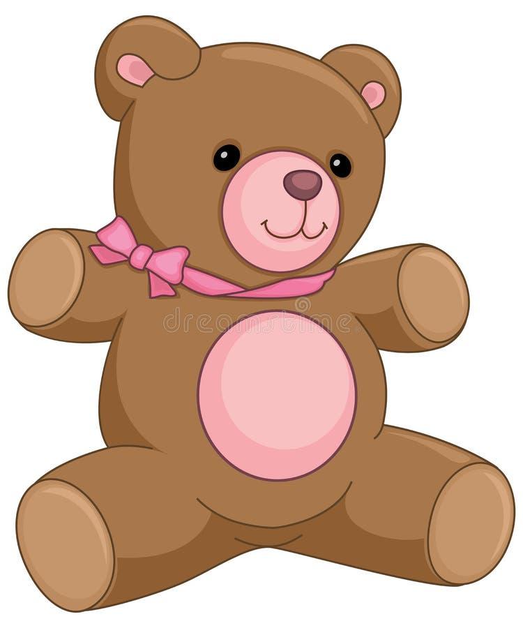 熊例证 库存例证