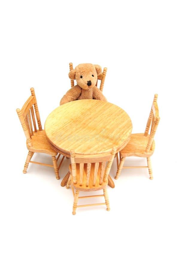 熊厨房 库存照片