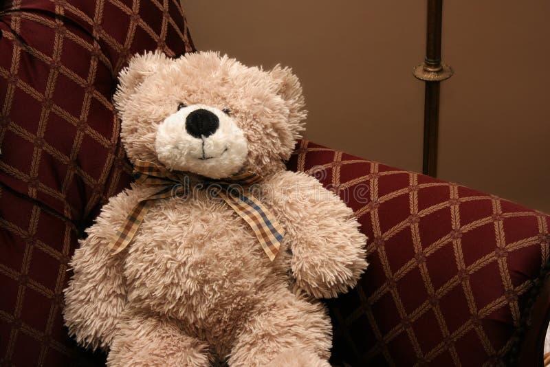 熊女用连杉衬裤葡萄酒 库存照片