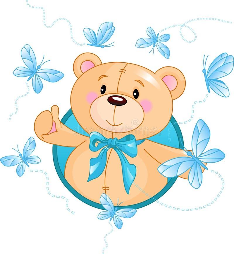 熊女用连杉衬裤 皇族释放例证