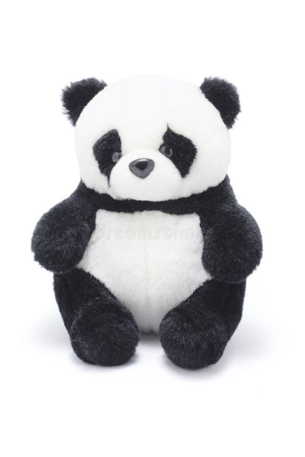 熊猫软的玩具 图库摄影