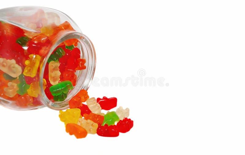 熊瓶子 免版税库存照片