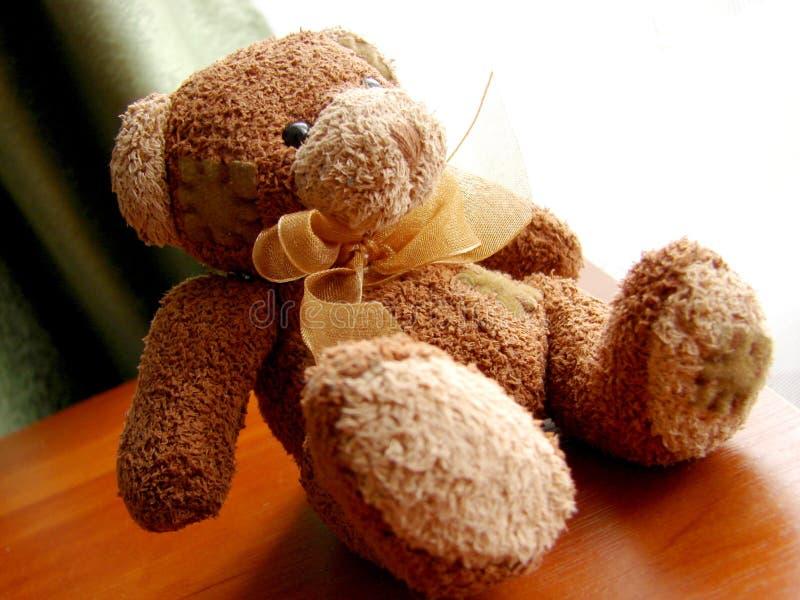 熊豪华的糖果 库存图片