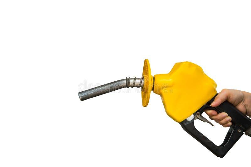 燃料喷嘴 免版税图库摄影