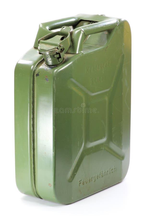 燃料罐 库存照片