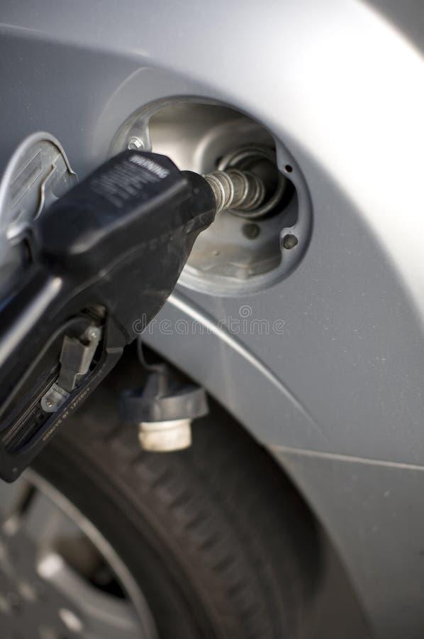 燃油泵 库存照片