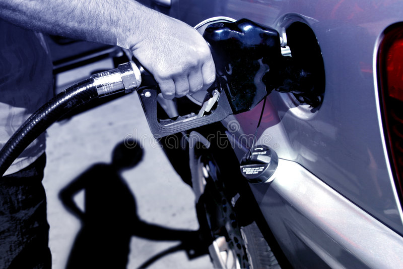 燃油泵 库存图片