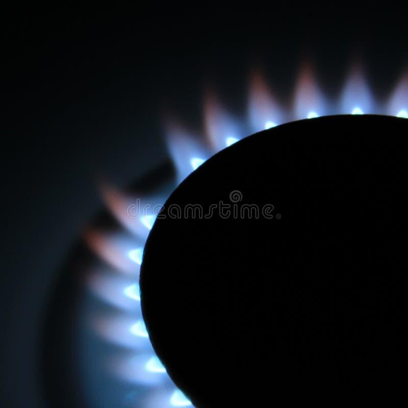燃烧器火炉 库存图片