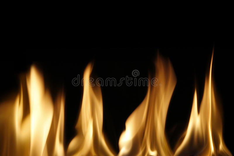 Download 燃烧的火焰 stock photo. Image of fire, combustion, dark, baking - 33128060