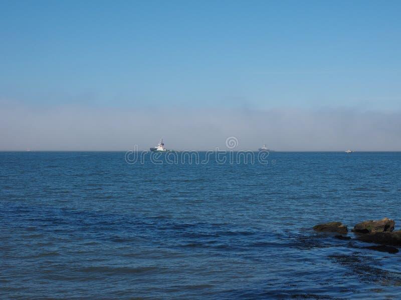 爱丁堡峡湾  免版税图库摄影