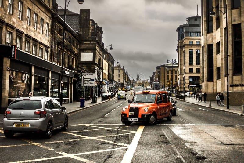 爱丁堡 苏格兰,英国 库存图片