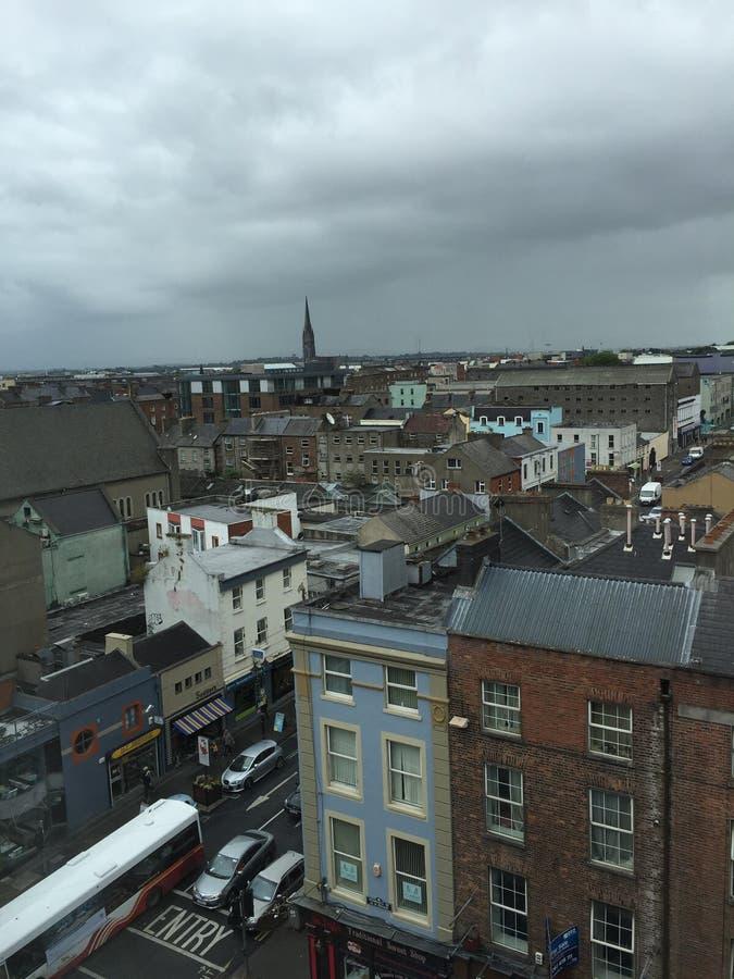 爱尔兰五行民谣 免版税库存照片