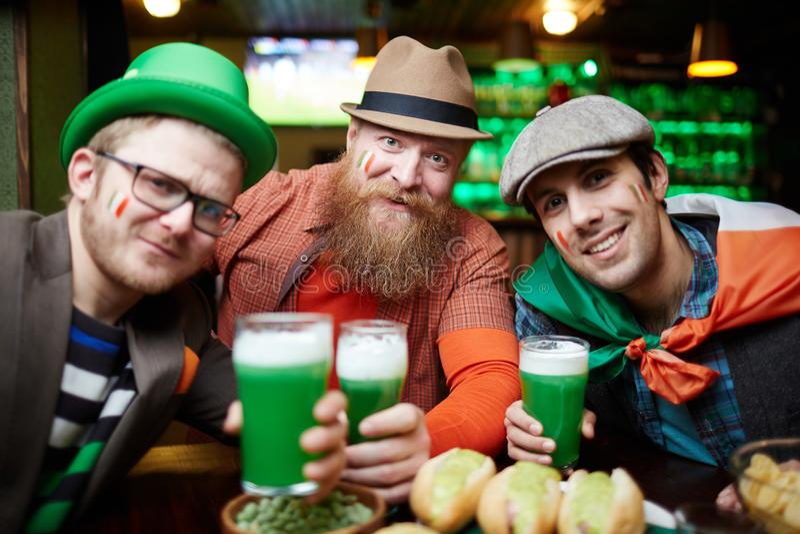 爱尔兰假日 免版税库存照片