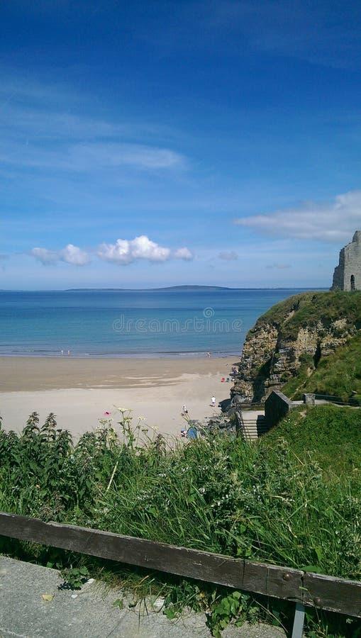 爱尔兰海滩2 库存照片