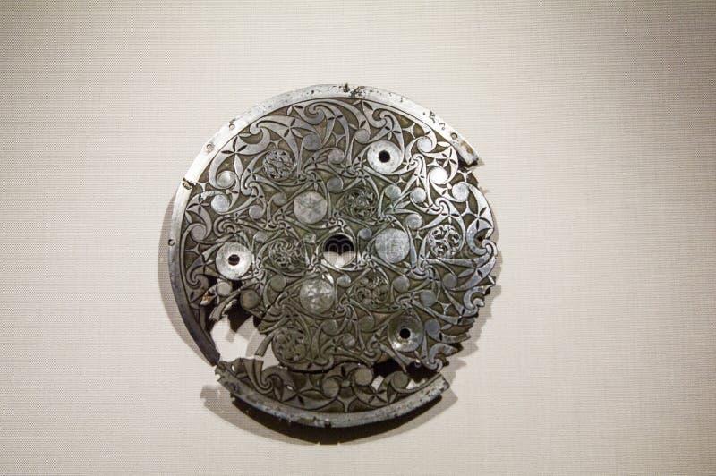 爱尔兰 都伯林 博物馆国家菲律宾 考古学 库存照片