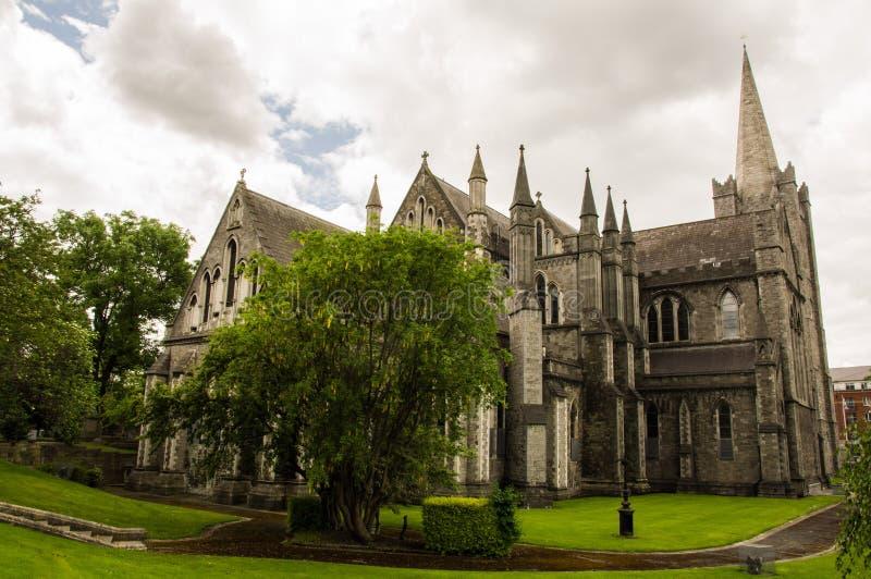 爱尔兰 都伯林 免版税库存照片