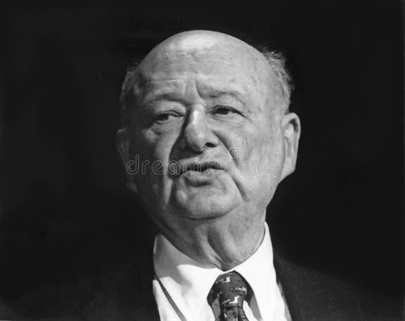 爱德Koch 免版税图库摄影