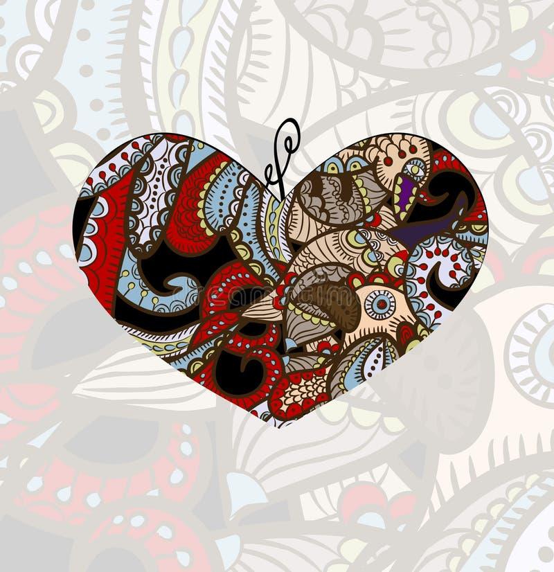 爱是幸福 免版税库存照片