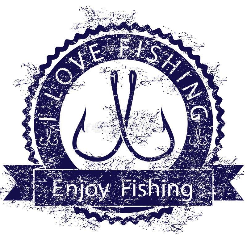 爱渔 库存例证
