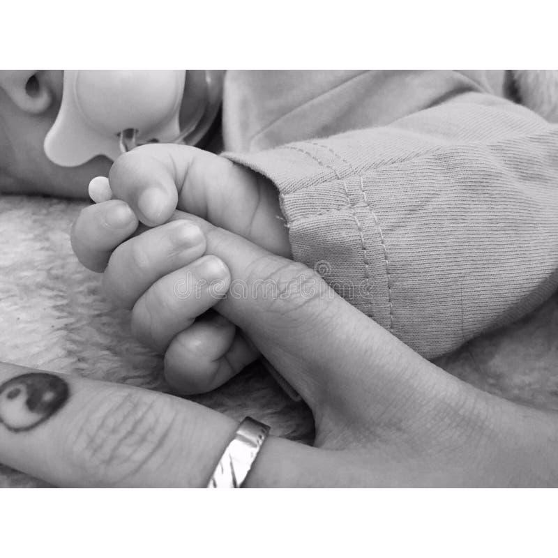 爱婴孩 免版税图库摄影