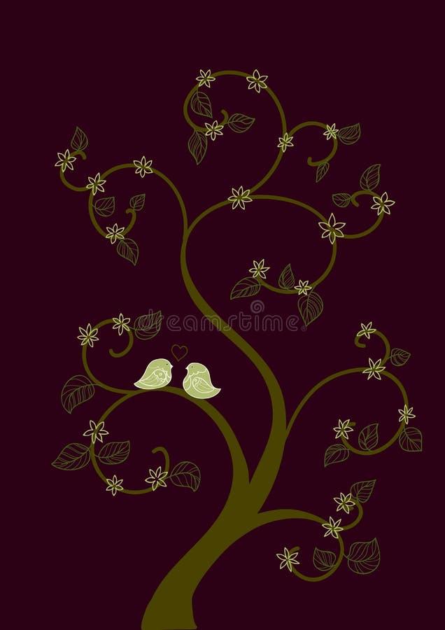 爱结构树 库存图片