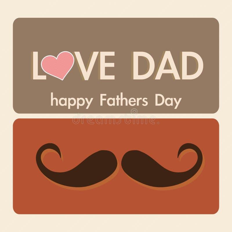 Download 父亲节象和卡片 向量例证. 插画 包括有 beautifuler, 统一性, 乐趣, 喜悦, 子项, 使用 - 30331905