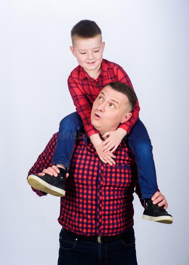 : 父母身分概念 r   凉快的人 少许父亲 免版税库存图片