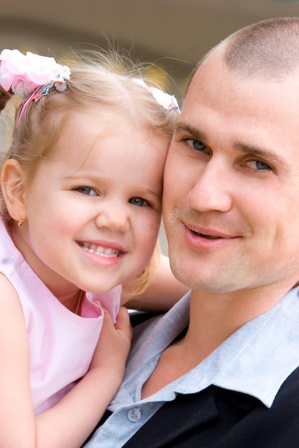 父母身分 免版税库存图片