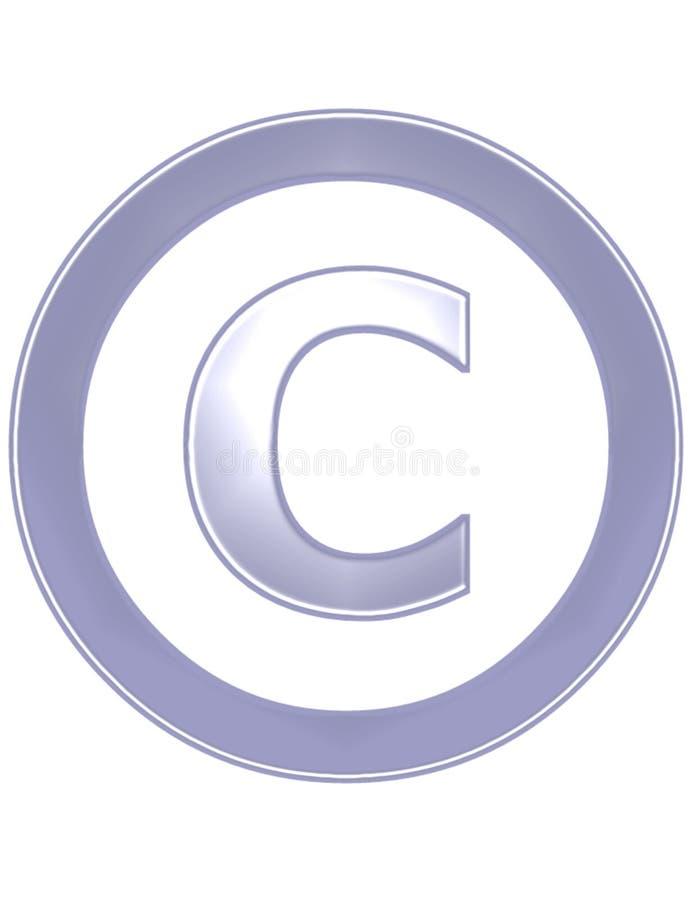 版权 库存例证