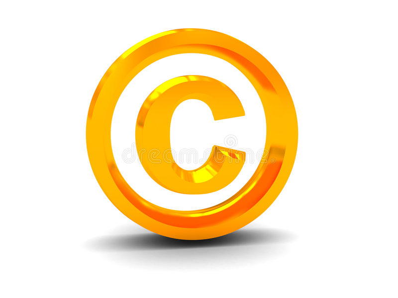 版权 皇族释放例证