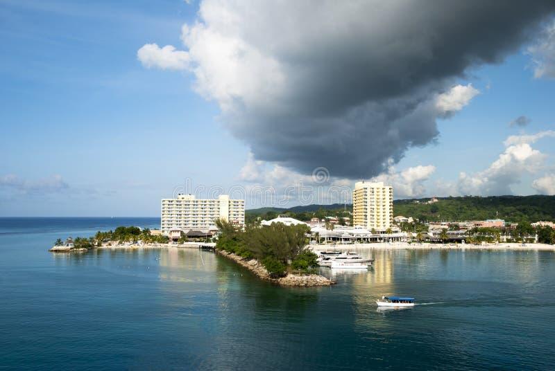牙买加假期 库存照片