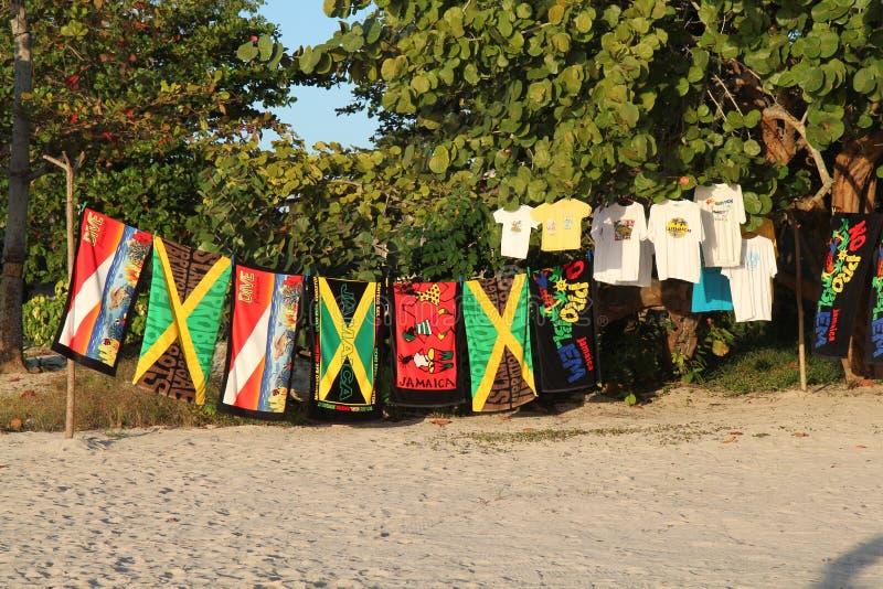 牙买加颜色 免版税库存照片