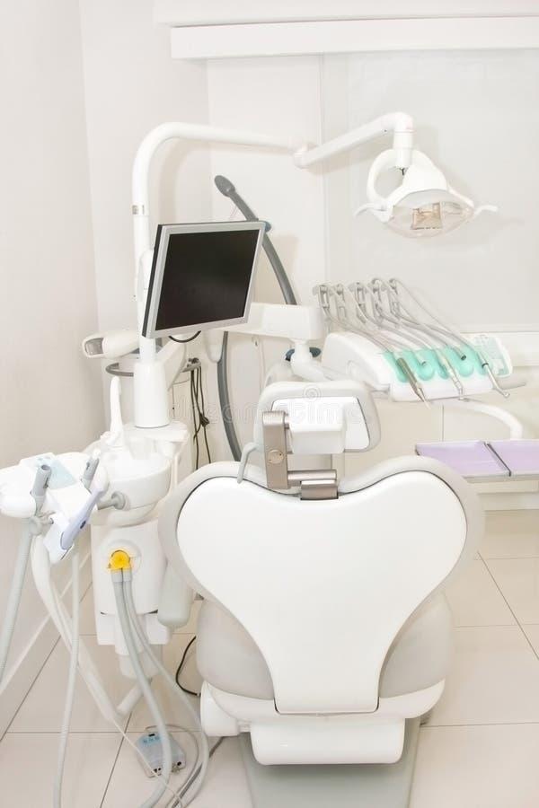 牙科医生办公室 免版税图库摄影