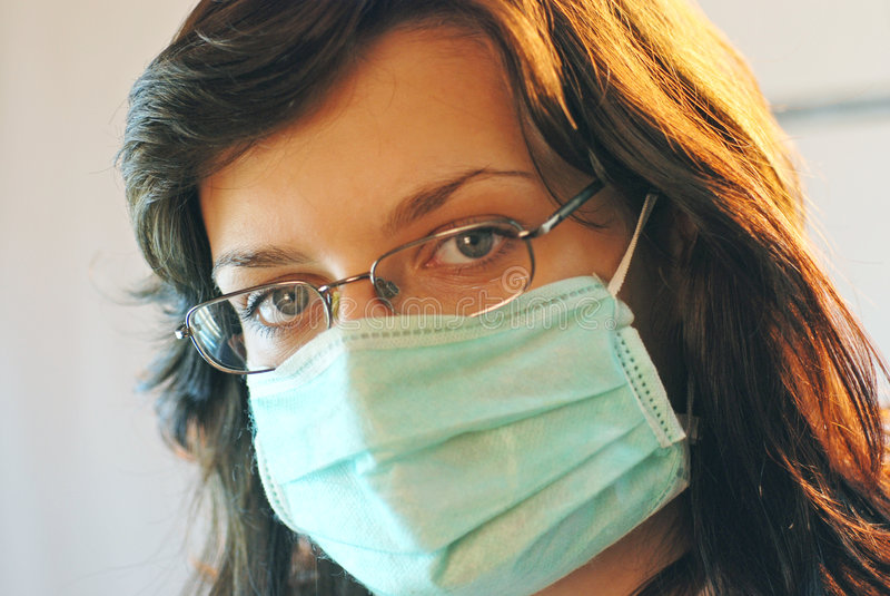 牙科医生 库存照片