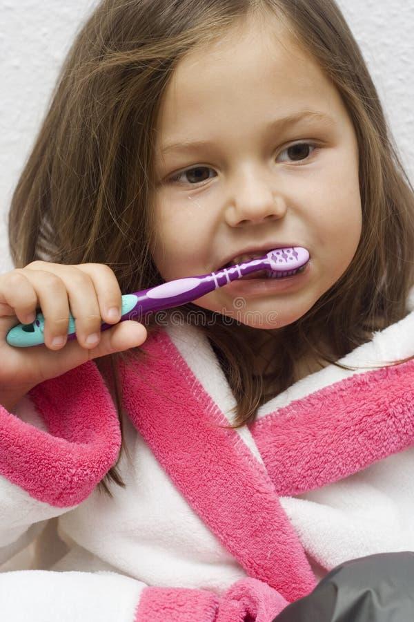 牙齿保护 库存图片