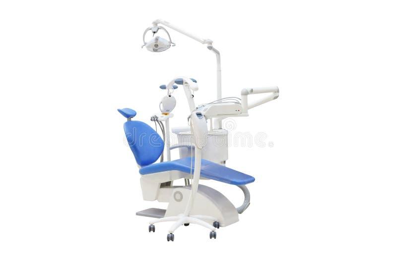 牙齿的椅子 库存图片
