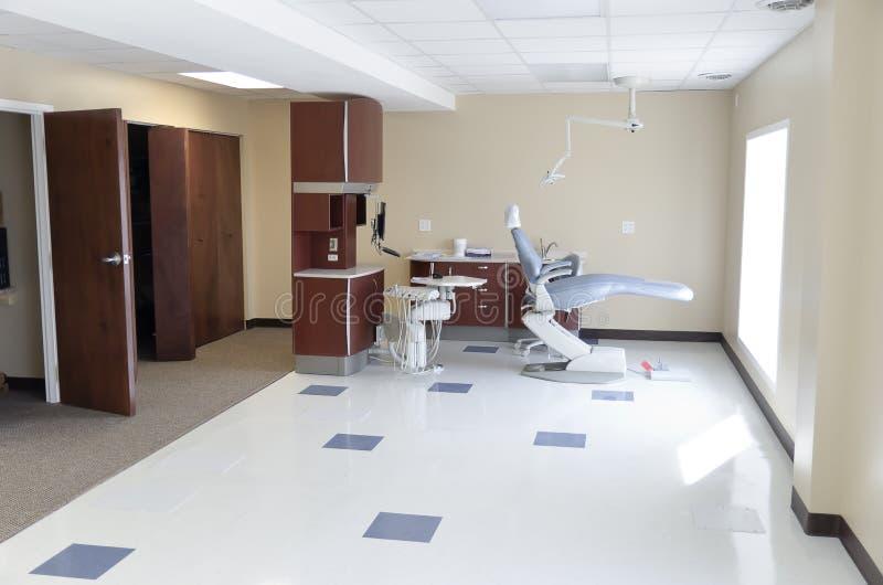 牙医办公室 免版税库存图片